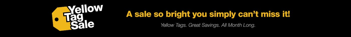 Yellow Tag Sales Event at Walser Honda