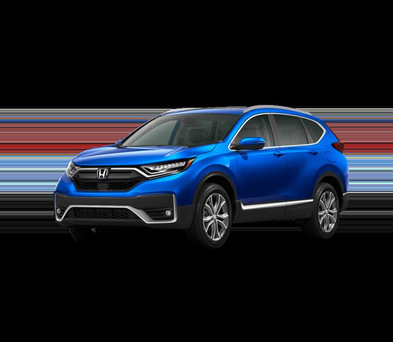 2021 Honda CRV SUV Blue