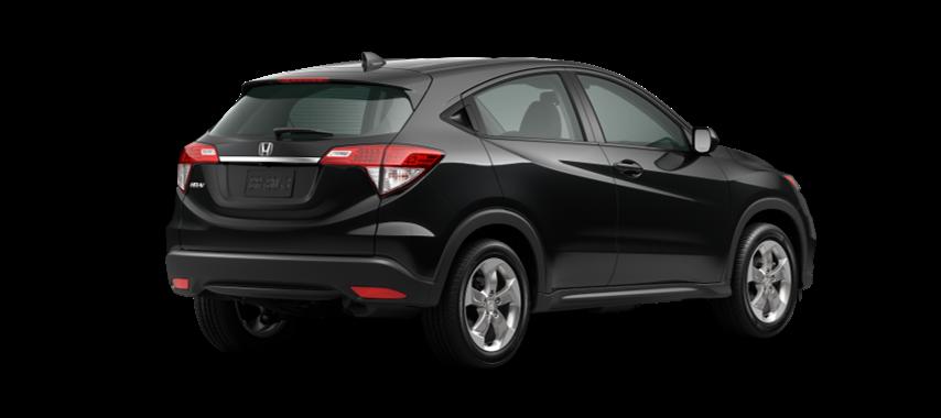 HR-V Sport Rear Black