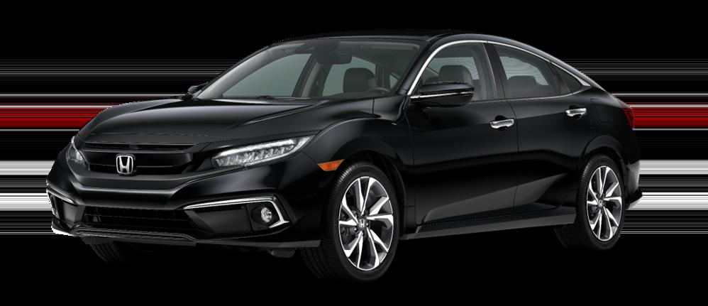 2021 Honda Civic Black