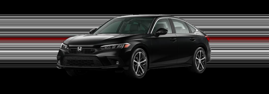 2022 Civic Touring Black