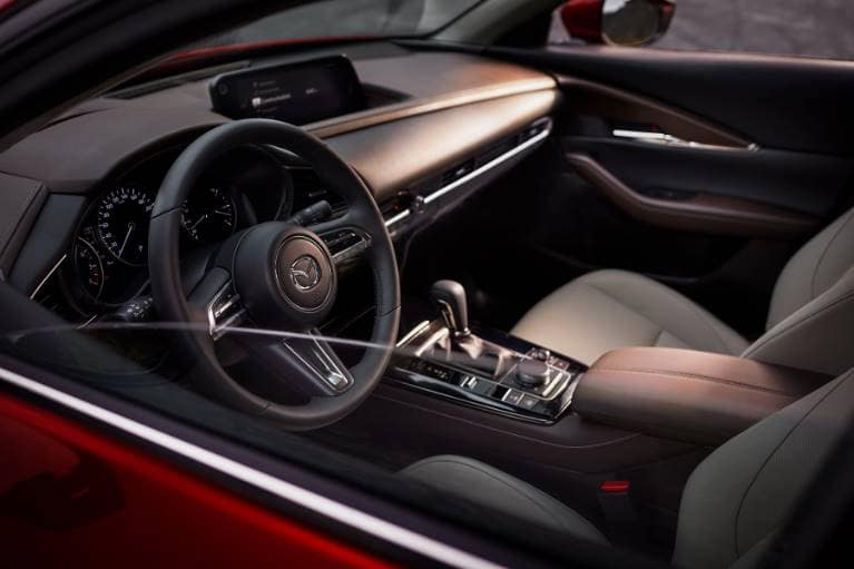 2020 Mazda CX-30 Crossover Interior