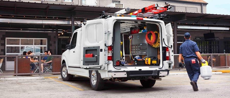 NV Commercial Van