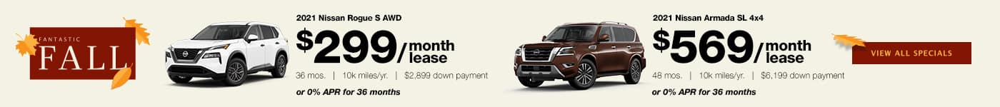 Chevy Tahoe competitor New Nissan Armada