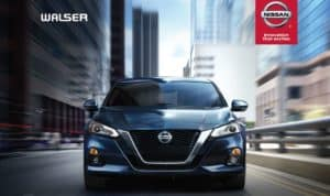 Hey Google, connect to Nissan Connect App | Walser Nissan