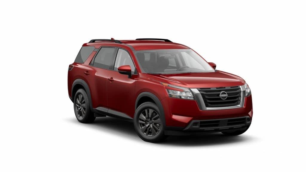 2022 Nissan Pathfinder Starting MSRP
