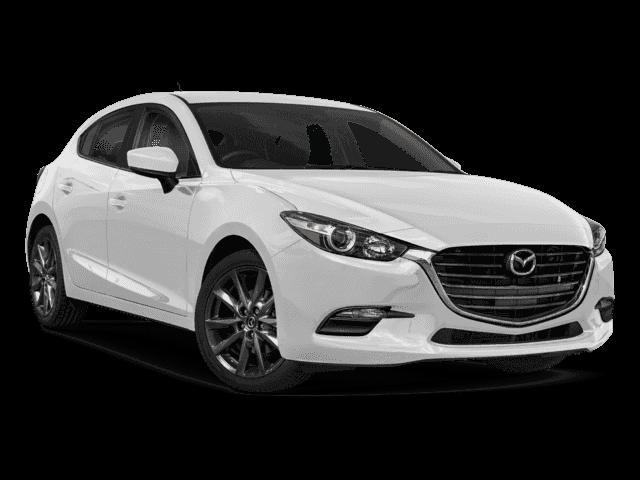 New 2018 Mazda3 Hatchback