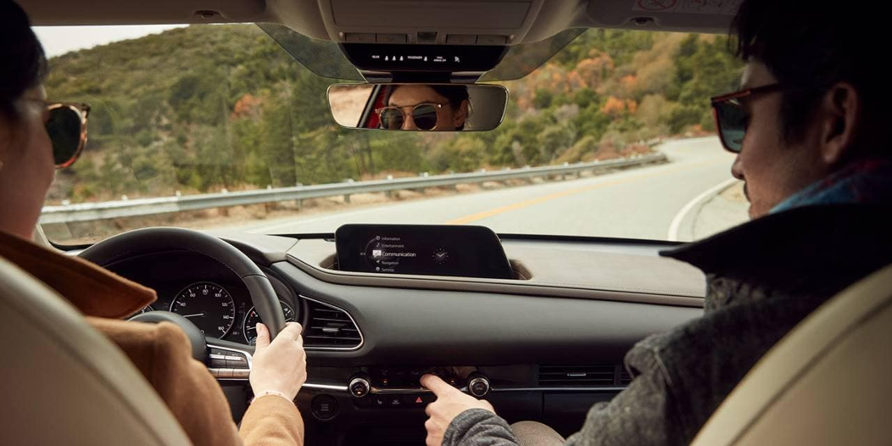2020 Mazda CX-30 Interior for sale near White Bear Lake, MN