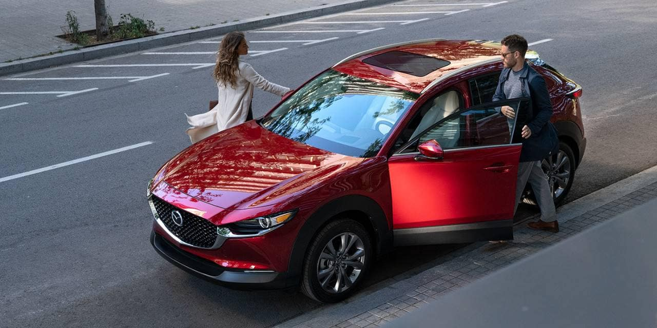 2020 Mazda CX-30 Exterior for sale near White Bear Lake, MN