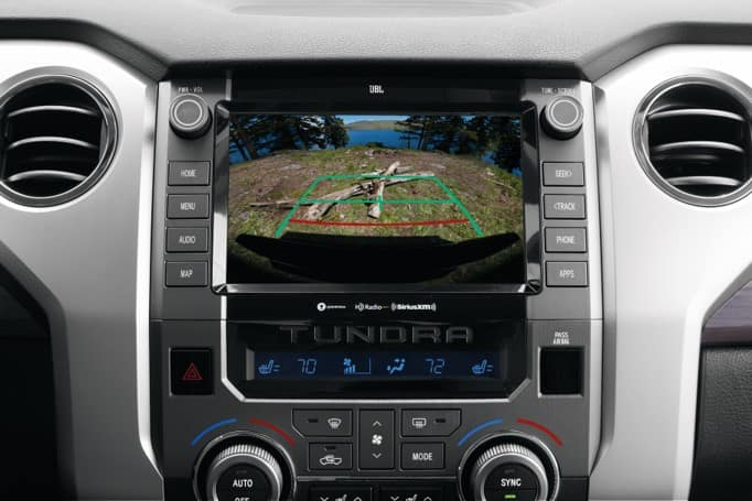 2020 Toyota Tundra Backup Camera