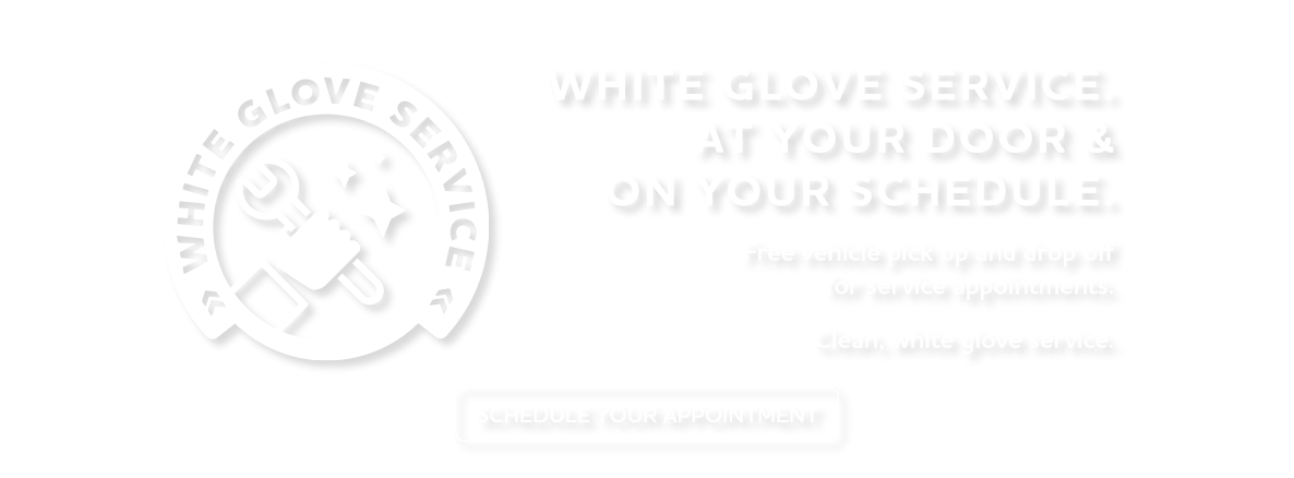 White Glove Service at Your Door