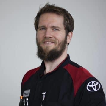 Patrick Mchamon