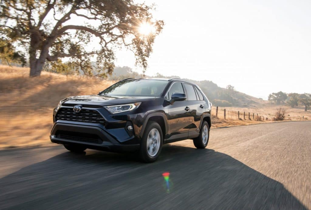 2021 Toyota RAV4 for sale at Walser Toyota in Bloomington, MN