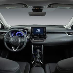 2022 Toyota Corolla Cross near Eden Prairie, MN
