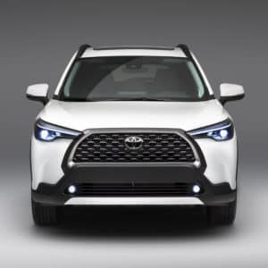 2022 Toyota Corolla Cross near Edina, MN