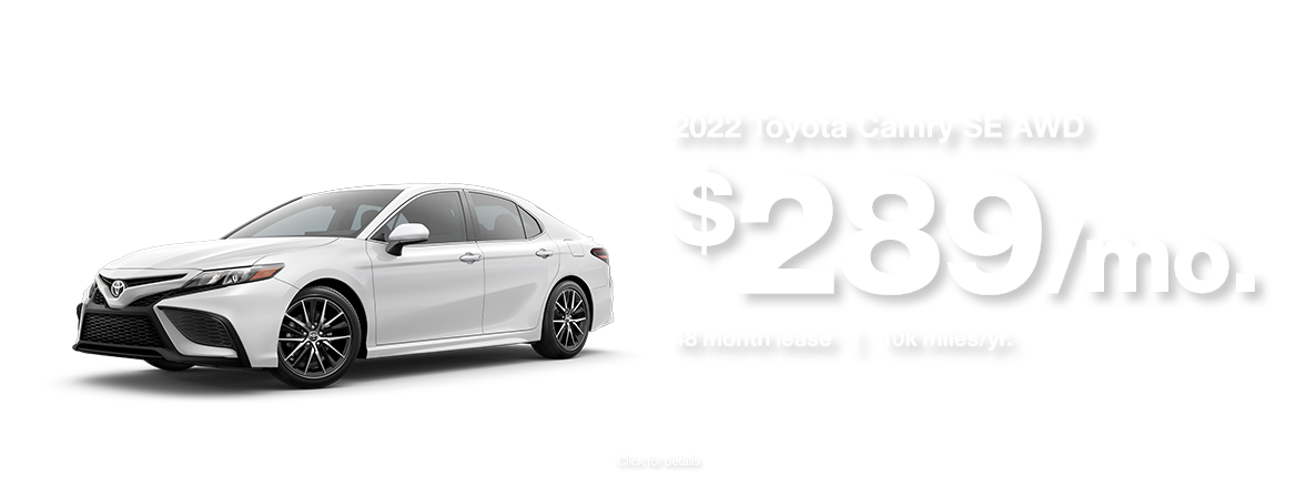 2022 Toyota Camry Available for sale