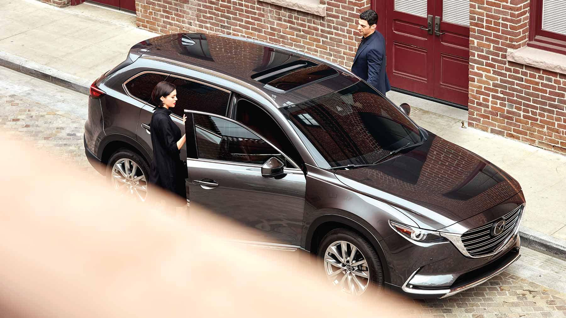 Shining the Spotlight on the 2019 Mazda CX-9
