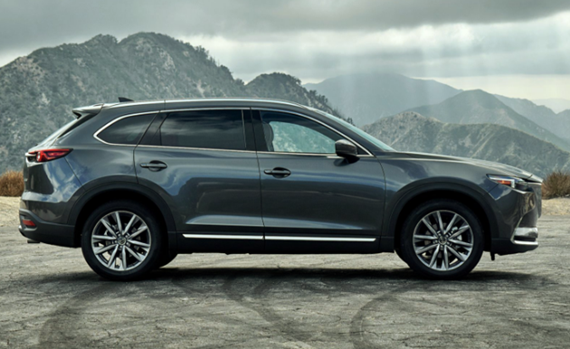 picture of 2020 mazda cx-9