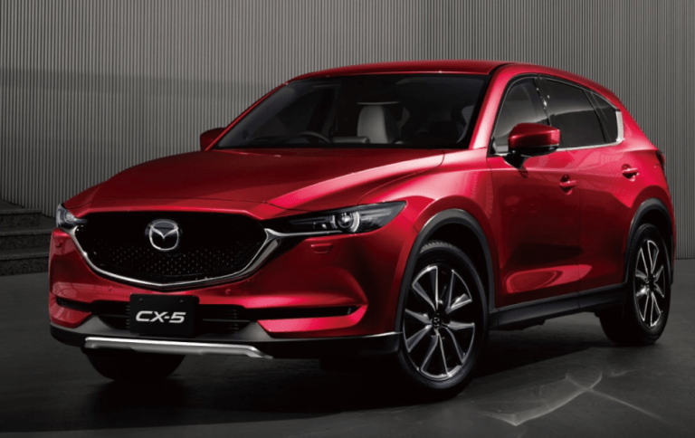 picture of 2020 mazda cx-5
