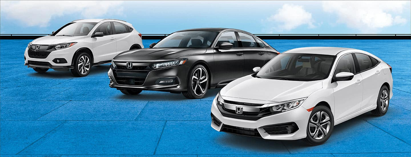 Our Honda dealership has a large inventory of used cars in Uniontown, PA.