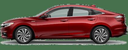 model-box Honda-Insight-Red