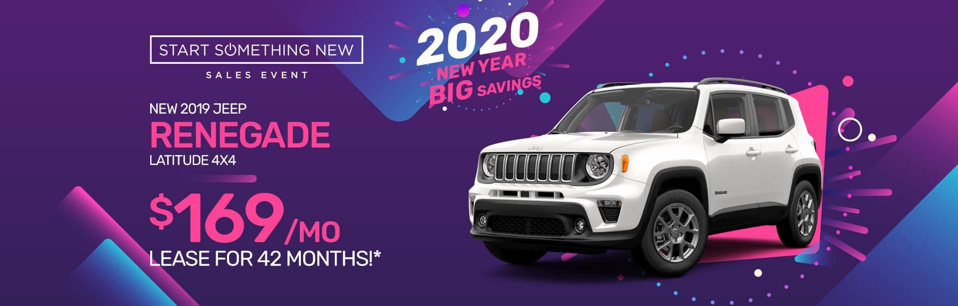 Best Deal on a Jeep Renegade near Greencastle.