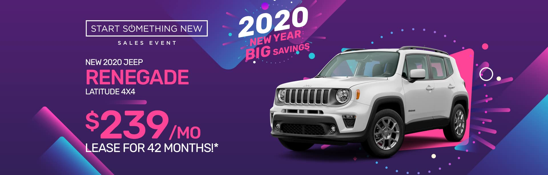 2020 Jeep Renegade Dealer near Terre Haute.