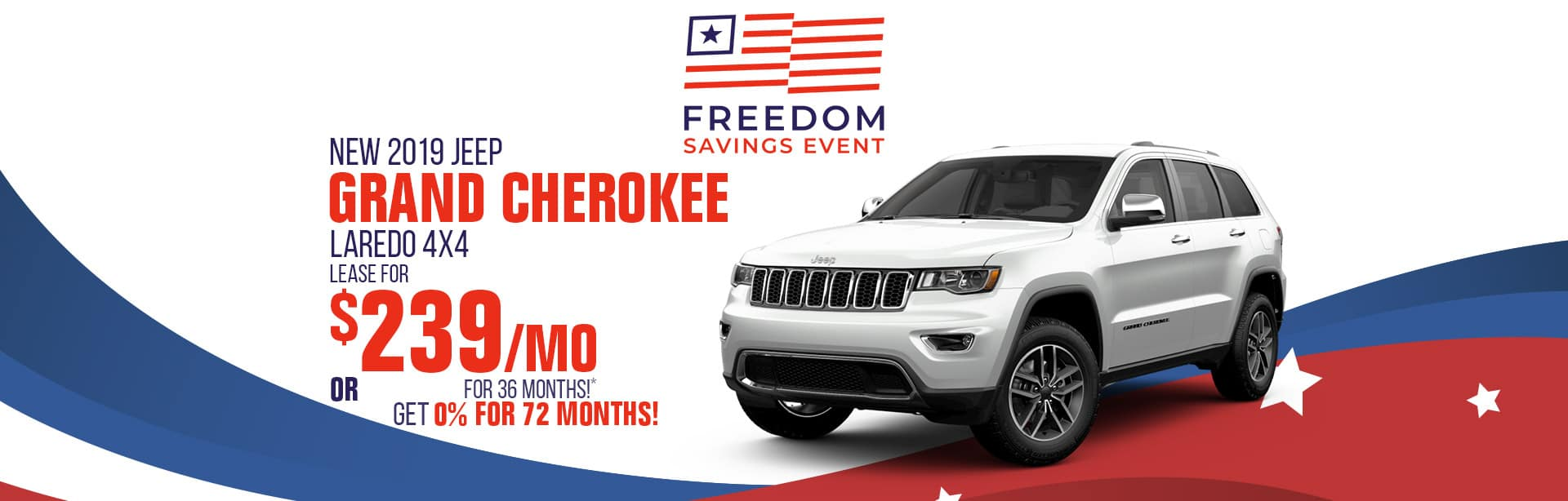 Best deal on a New Jeep Grand Cherokee in Brazil, Indiana