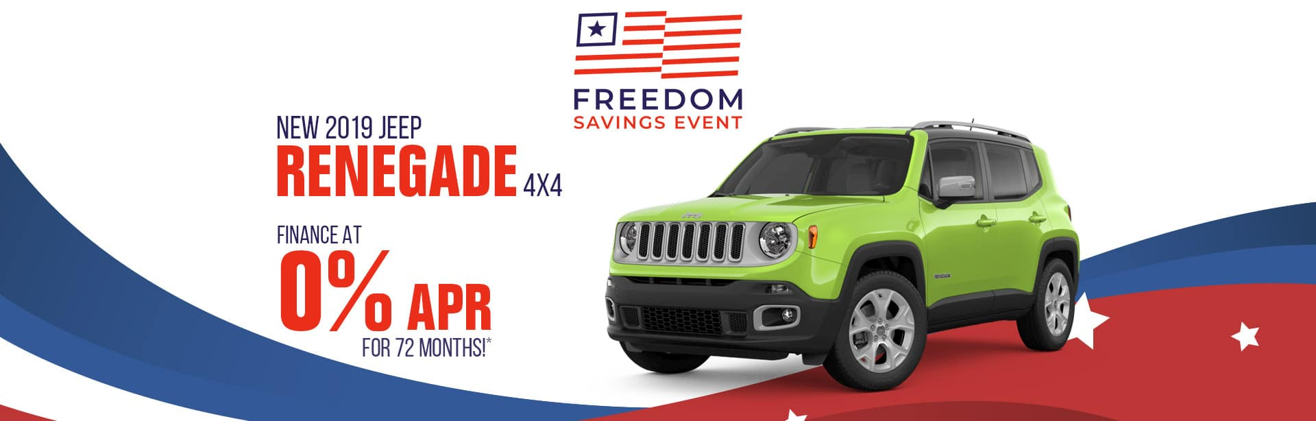 New Jeep Renegade Dealer in Brazil, Indiana.