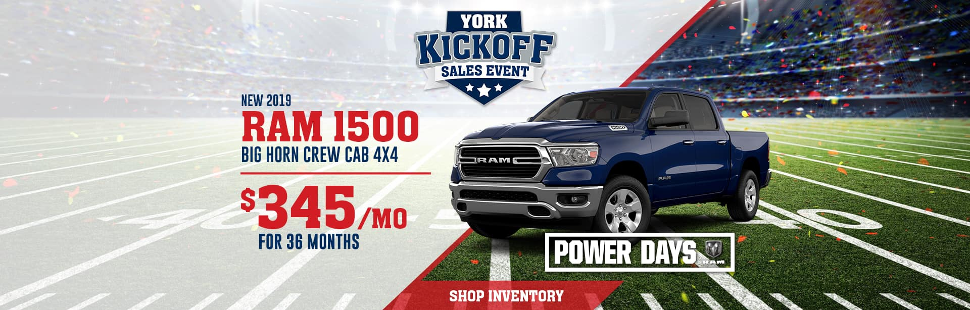 Lease a New RAM 1500 for $345 a month near Rockville, Indiana