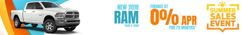 New RAM 2500 and 3500 Trucks near Terre Haute.