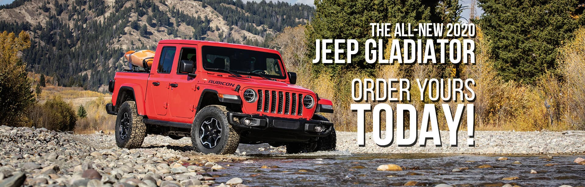 Jeep Gladiator Inventory near Terre Haute, Indiana.