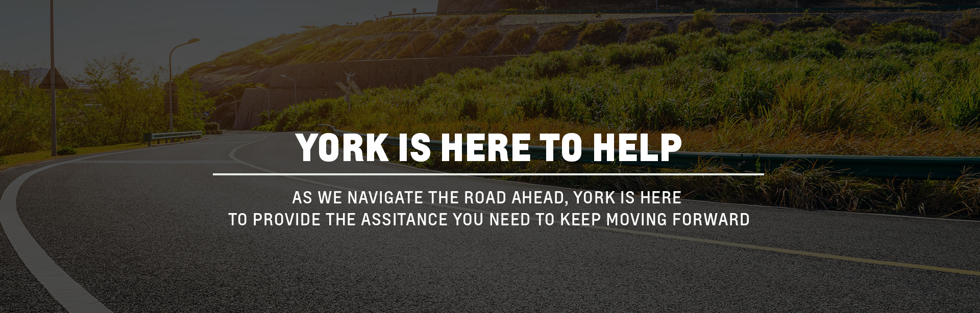 York is here to Help