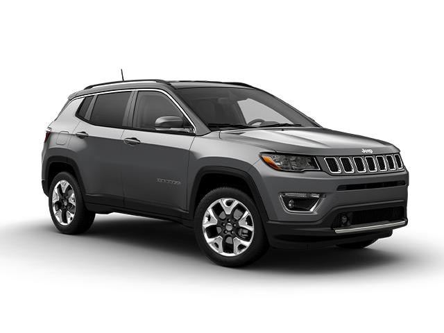 2021 JEEP COMPASS near Brazil, Indiana