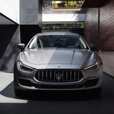 2019 Maserati Ghibli front view