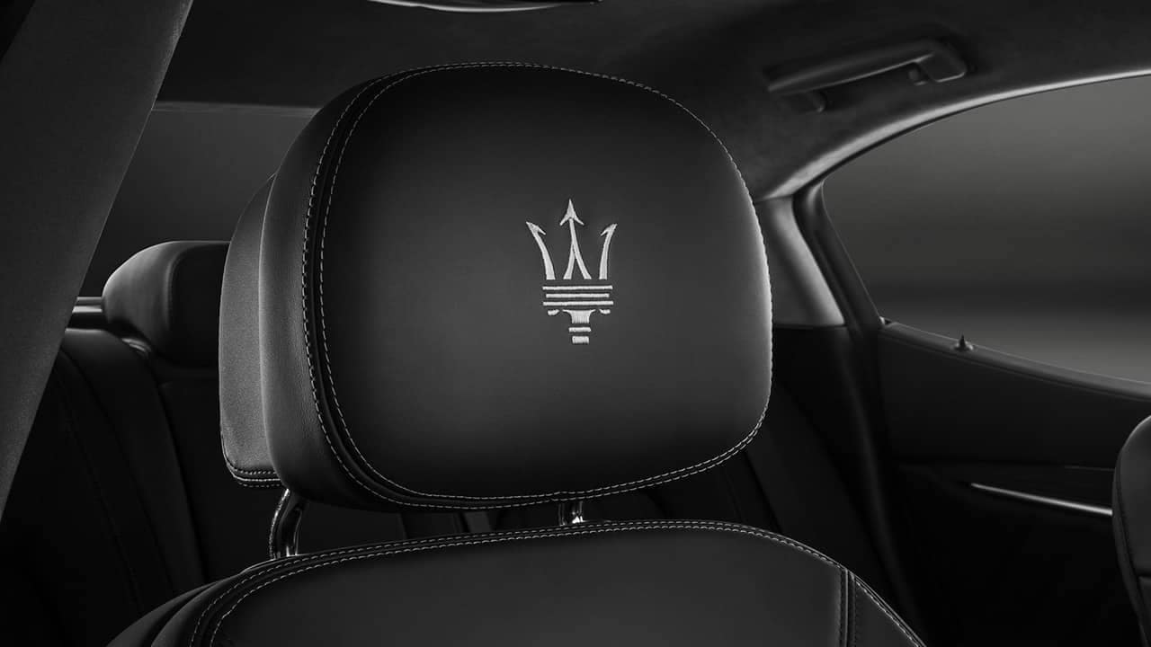 2019 Maserati Ghibli headrest