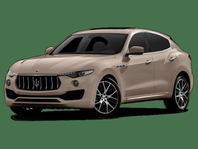 2019 Maserati Levante in champagne