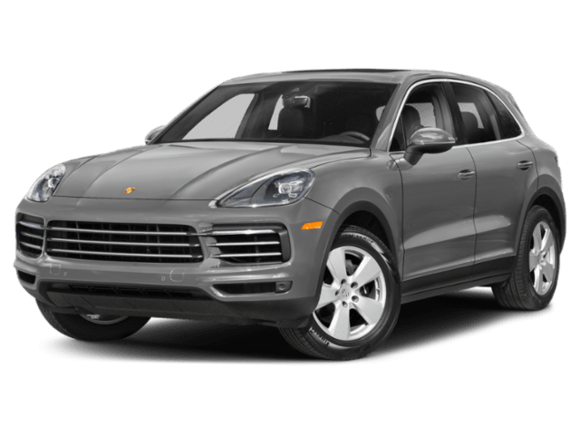 2019 Porsche Cayenne in grey