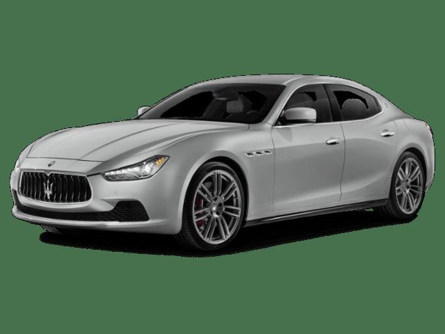 2019 Maserati Ghibli in silver