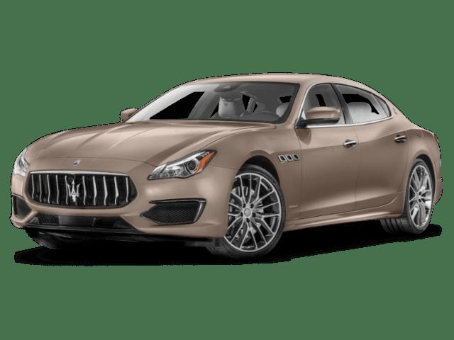 2019 Maserati Quattroporte in gold