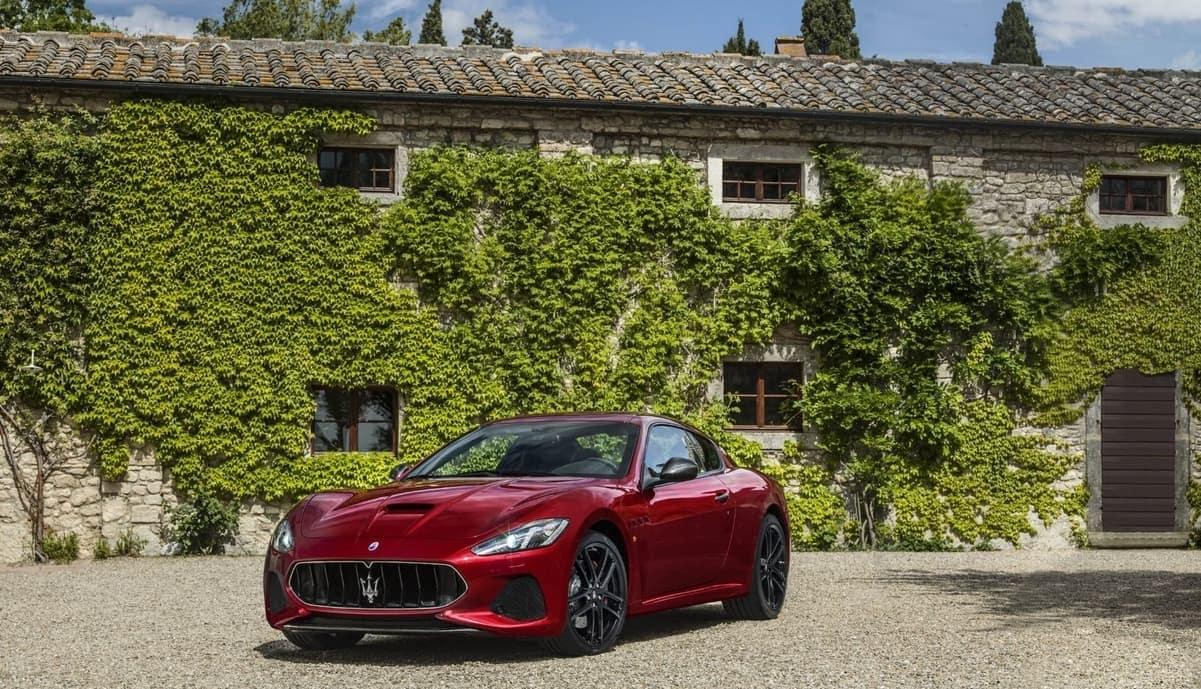 2019 Maserati Granturismo exterior