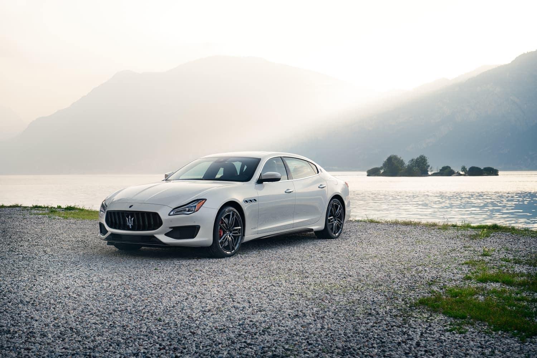 2019 Maserati Quattroporte exterior