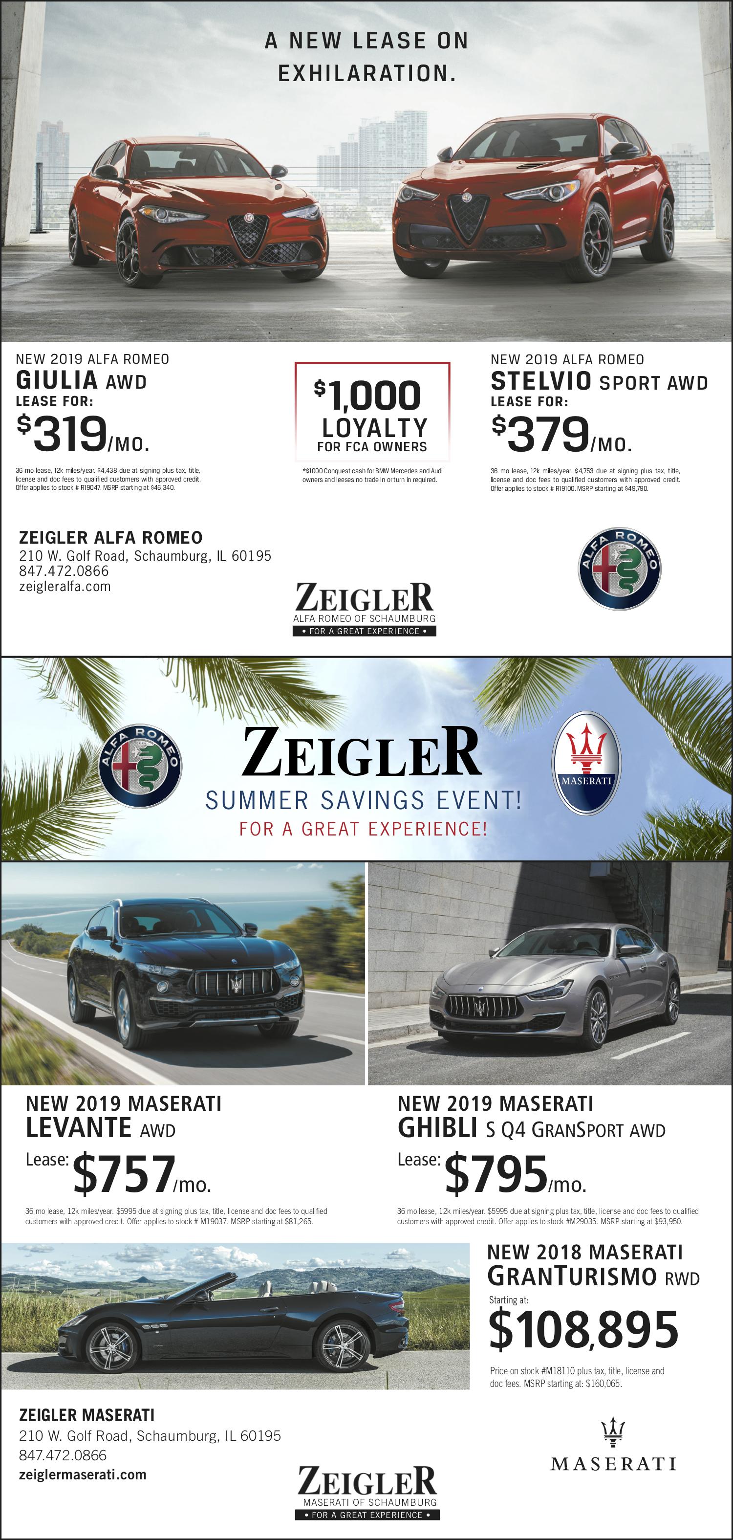 Zeigler Weekly Ad