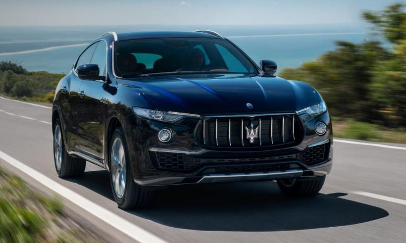 Maserati Levante Picture