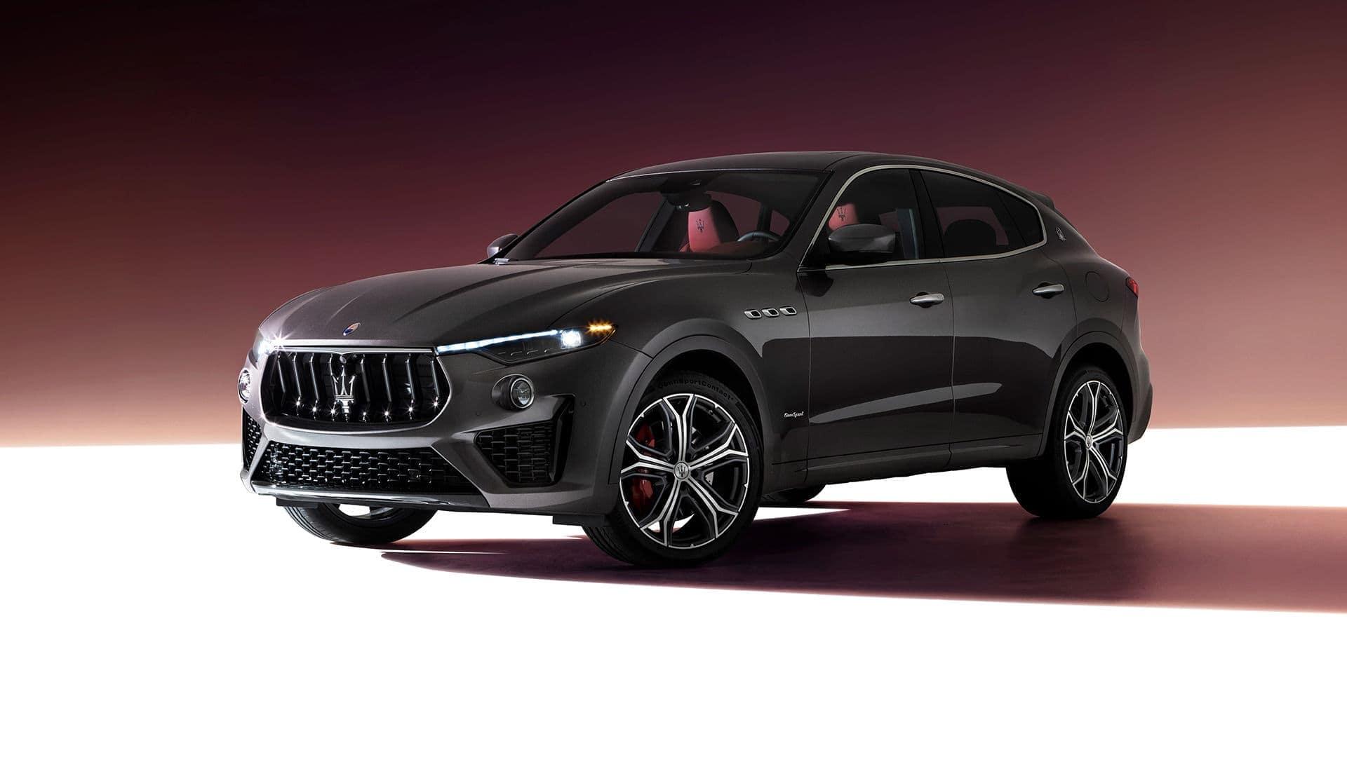 2021_Maserati_Levante near me