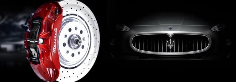 Maserati Parts